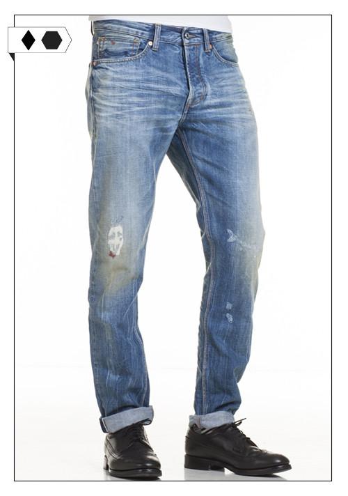 K.O.I. Jeans / John – Repair Salvage