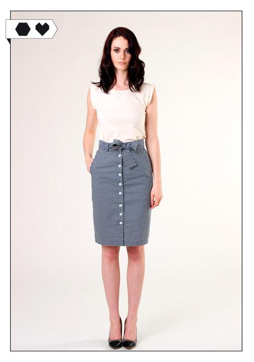 Nancy Dee / Sophie Pencil Skirt