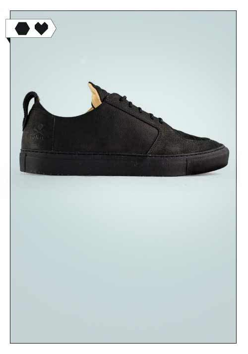 EKN Footwear / Argan Low Black