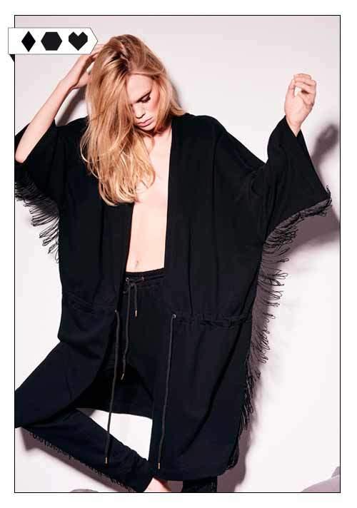 Underprotection / Freya Kimono & Pants