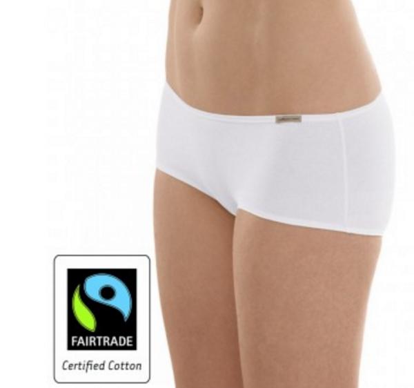 Slow Fashion Rabatte bei Sloris Fair Fashion Blog Unwago Shop Fairtrade Unterwäsche GOTS zertifiziert