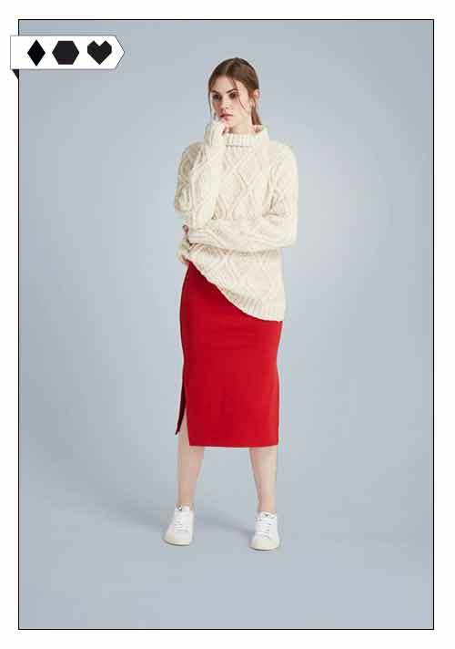 People Tree / Lara Pencil Skirt