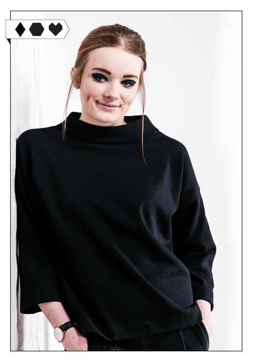 Jan n June Sweater IO SLORIS_Jan-n-June-Pullover-schwarz-organic-cotton-sweat-big