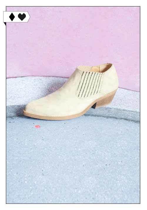 Good Guys / vegane Boots Ella Nude