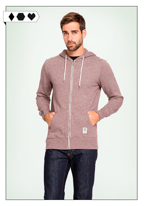 sloris-recolution zipper-flame-rotbraun-fairtrade-gots-fair-fashion-hoodie-men-big
