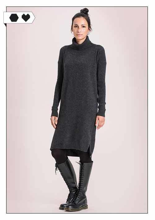 Re-Bello / Addison Knit Pulloverkleid