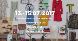 MÜNCHEN / 2ND HAND POP UP SHOP