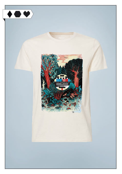 ThokkThokk T-Shirt sloris-thokk-thokk-t-shirt-print-meanner-men-fair-fashion-2