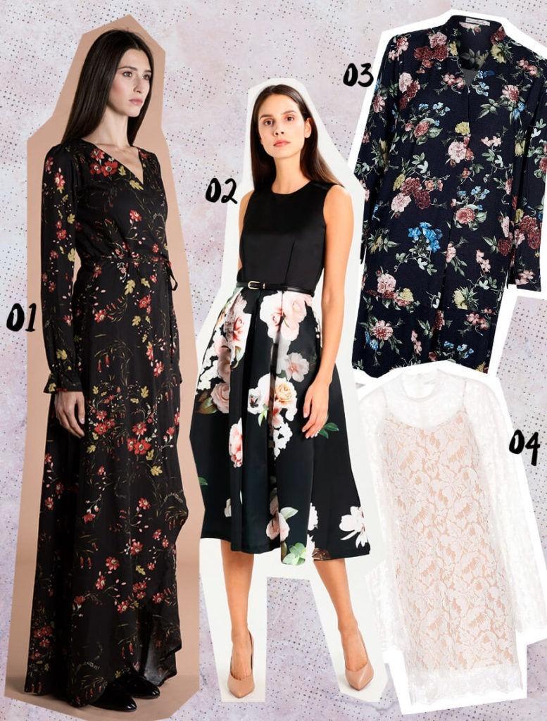 Fair Fashion Blumen-Kleider Flower Dresses Ethical Sustainable