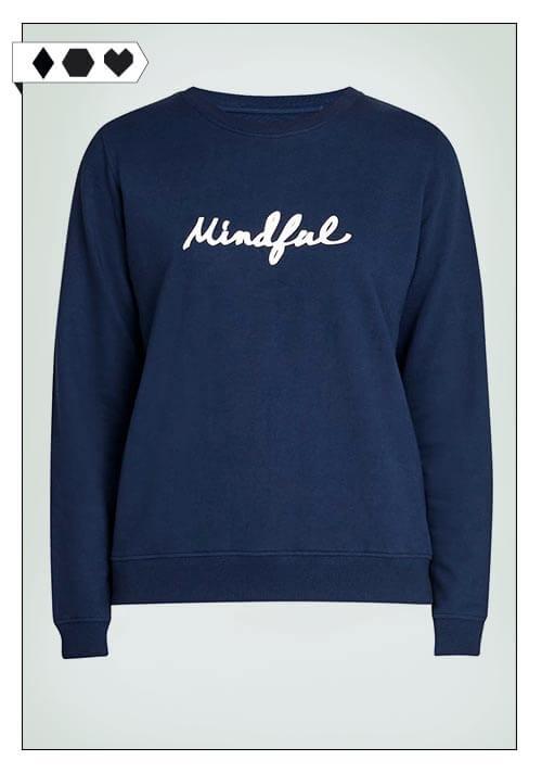 People Tree / Mindful Sweatshirt