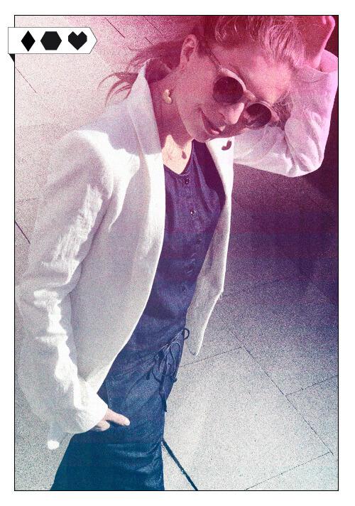 Bezaubernder Jeanie / Fair Fashion Outfit