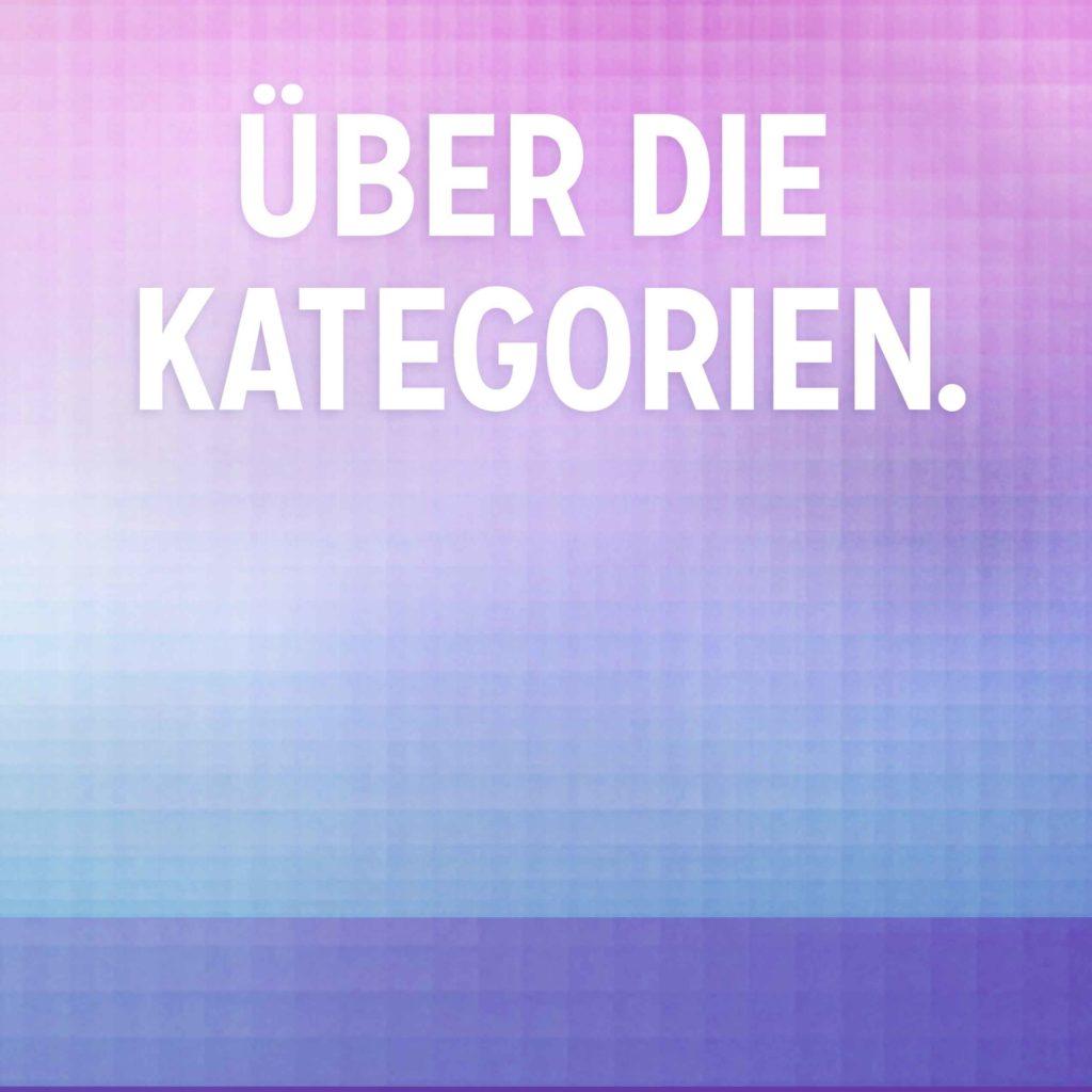 VEGAN / ECO / SOCIAL: Das Wichtigste im Überblick.