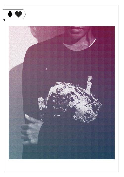 Man sieht nur mit dem ♥ gut: Le petit Prince on Rosetta