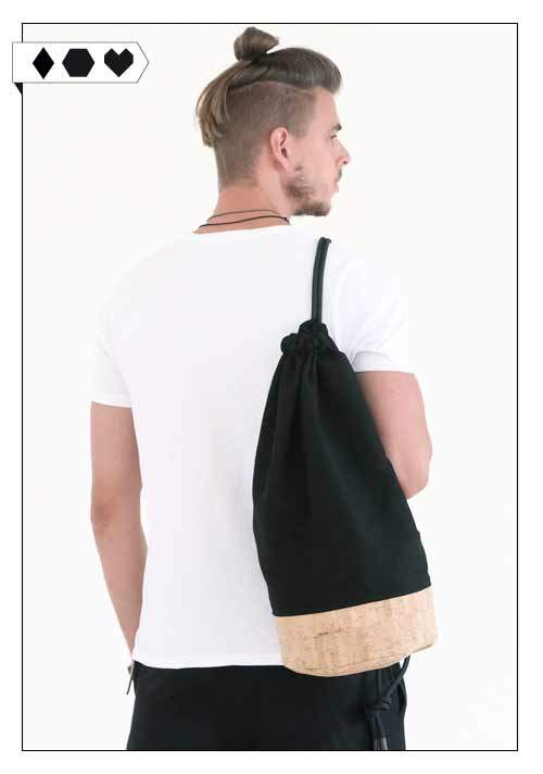 Seaside Bag Kork / eve & adis