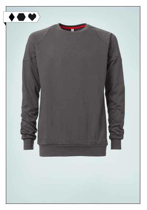 Thokk Thokk / Design Sweater Grey Men