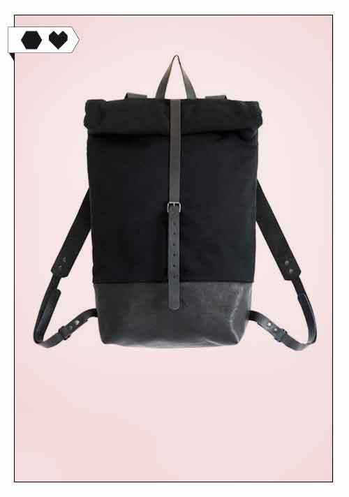 Eve and Adis / Backpack Black
