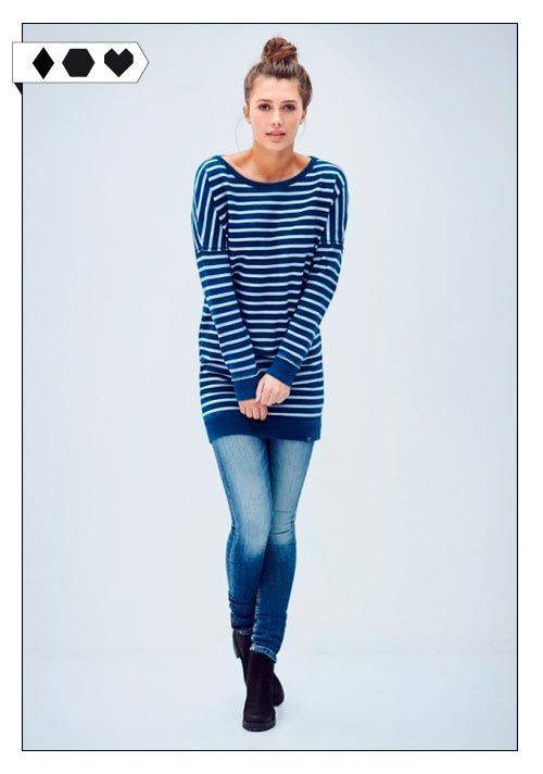 SLORIS_Kuyichi_Streifen_Shirt_Sweatshirt_Pulloverkleid_big