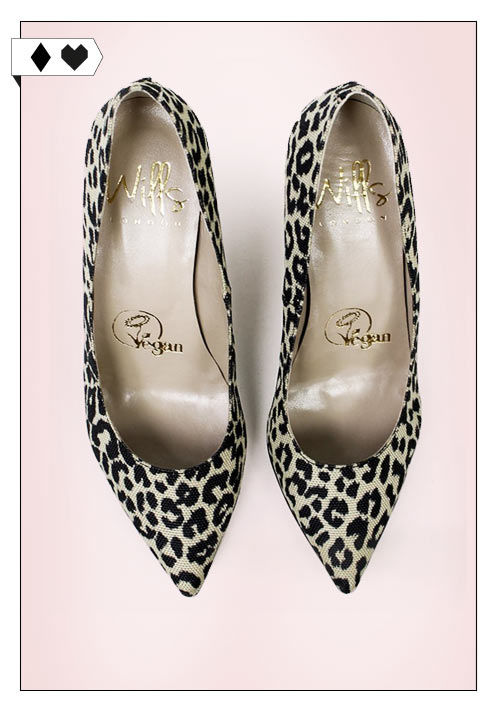 Wills Vegan Leo Pumps