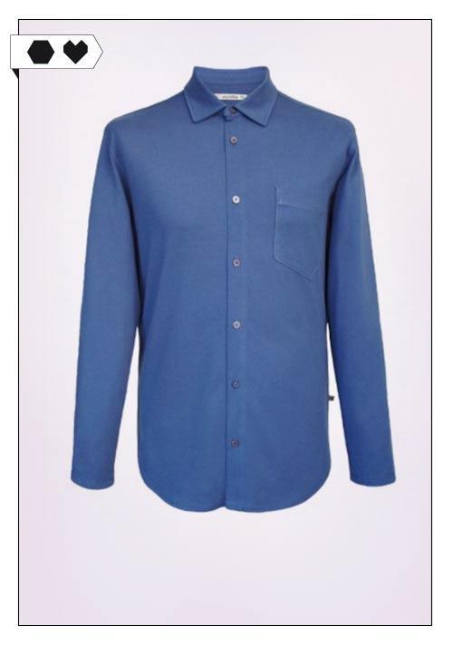 Woodlike Hemd Bayside Hemd (Woodlike) aus 100% Bio-Baumwolle / Organic Cotton auf dem Slow Fashion Blog Sloris.
