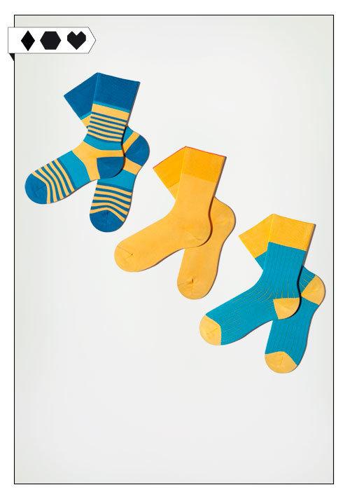Minga Berlin Socken sloris-minga-berlin-unisex-socken-eco-socken-vegan-social-bunte-socken-geschenk-box-big