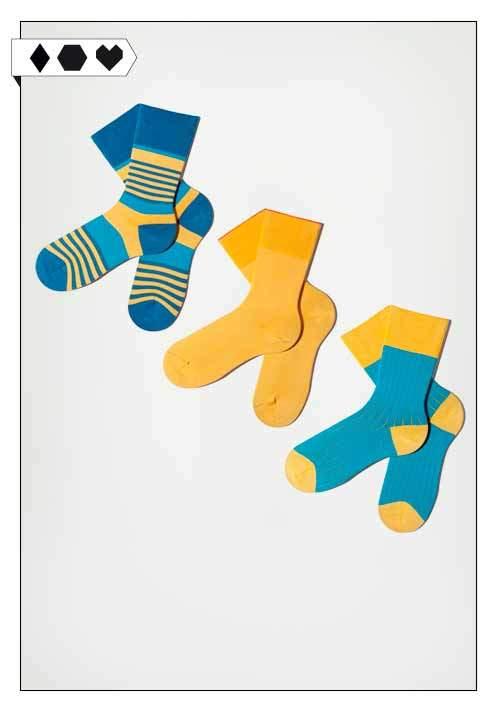 Minga Berlin Socken / Geschenkbox Socken-Set