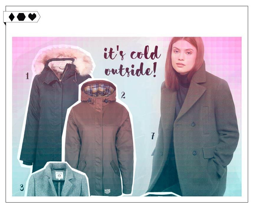Baby it's cold outside: Der perfekte Slow Fashion Wintermantel