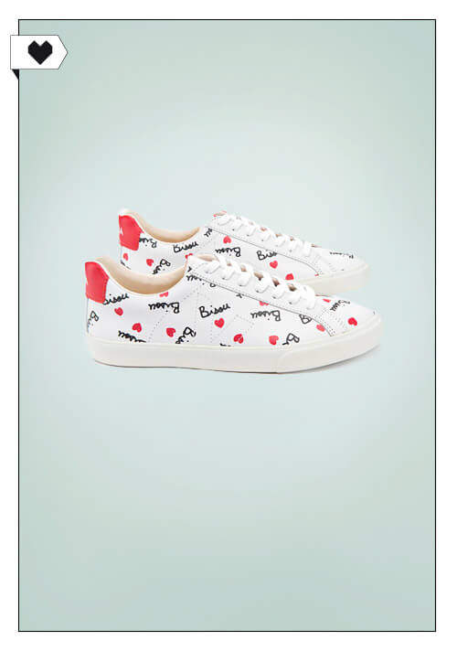 Veja / Esplar Leather Mathilde Cabanas Bisou