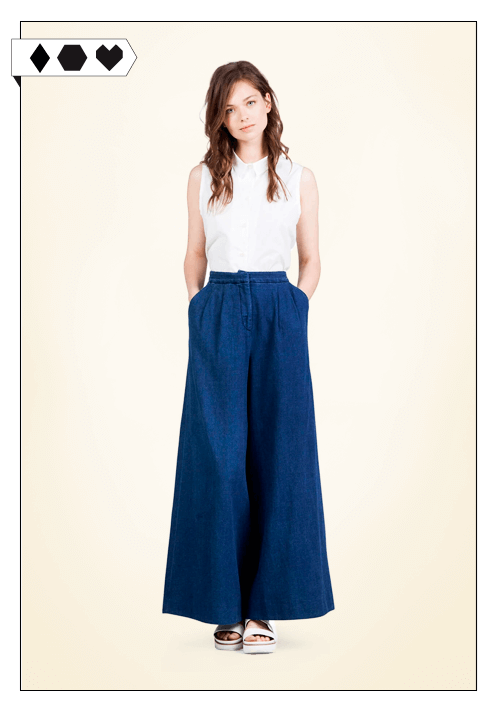 Kings of indigo Culotte SLORIS-loveco-fair-fashion-store-kings-of-indigo-culotte-jeans-palazzo-pants-vegan-eco-social