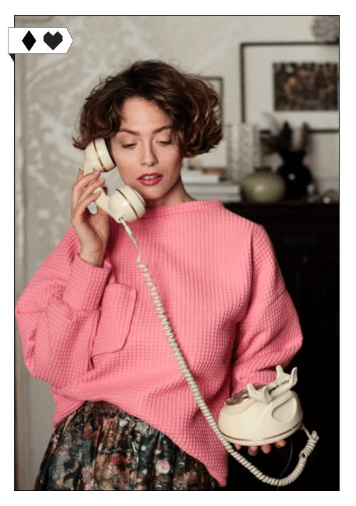 Mandu Trap Pullover Mandu-Trap-Pullover-oversized-pink-Sommer-2017-Fair-Fashion