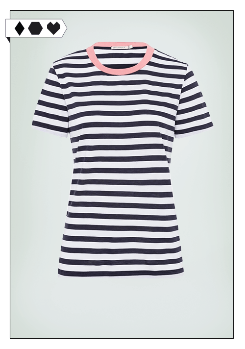 Armedangels Streifen Shirt Sloris-armedangels-shirt-t-shirt-streifen-stripes-marine-loveco-online-shop-slow-fashion-fair-fashion-nachhaltige-mode-vegan-eco-social-bio-baumwolle-biobaumwolle-organic-cotton