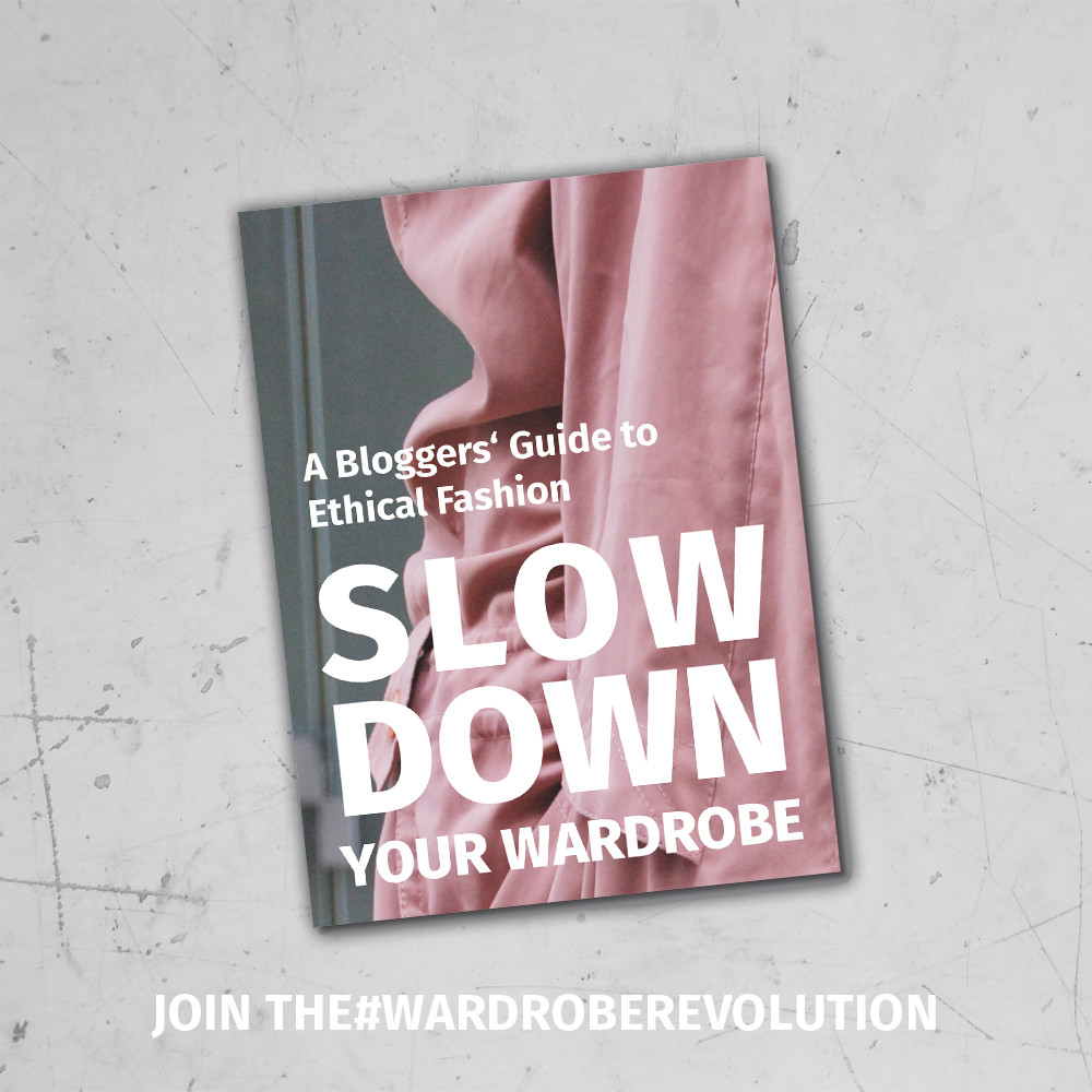 wardrobe revolution ebook fair fashion slow fashion sloris slow down and fashion up