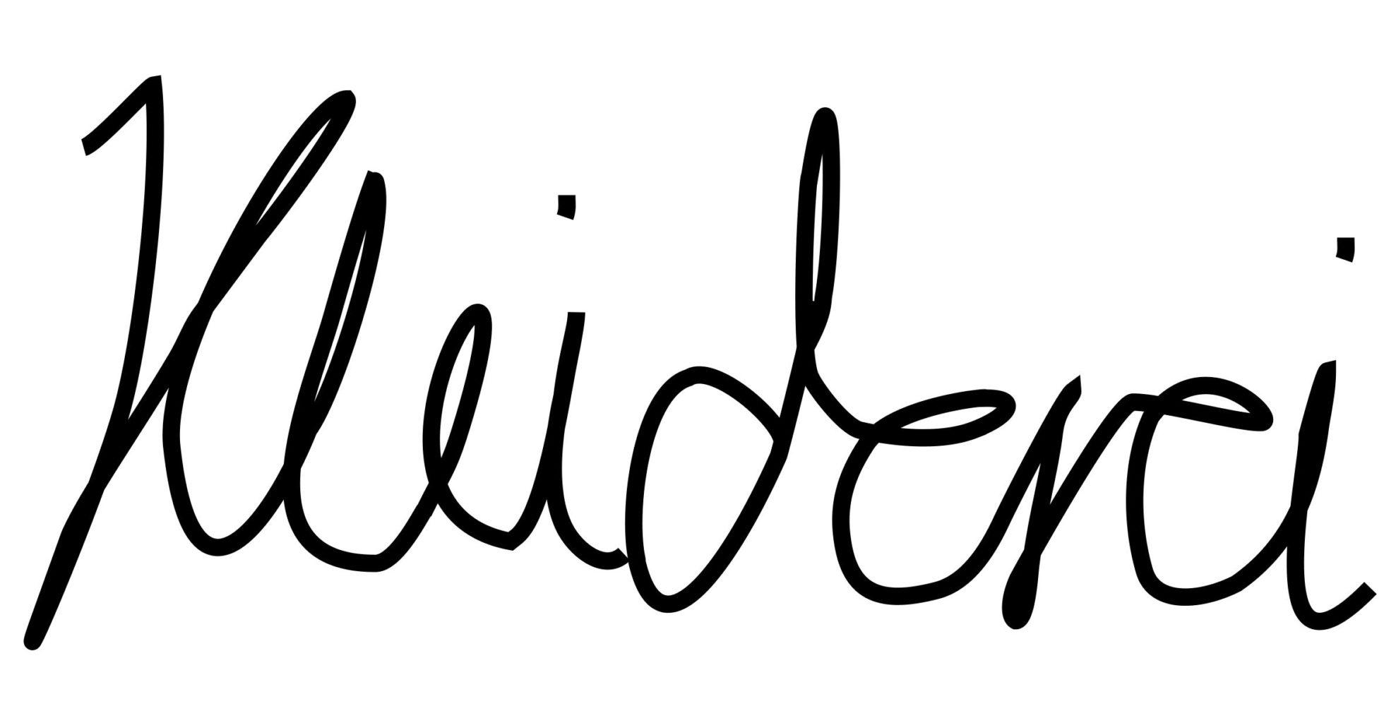 Kleiderei Logo