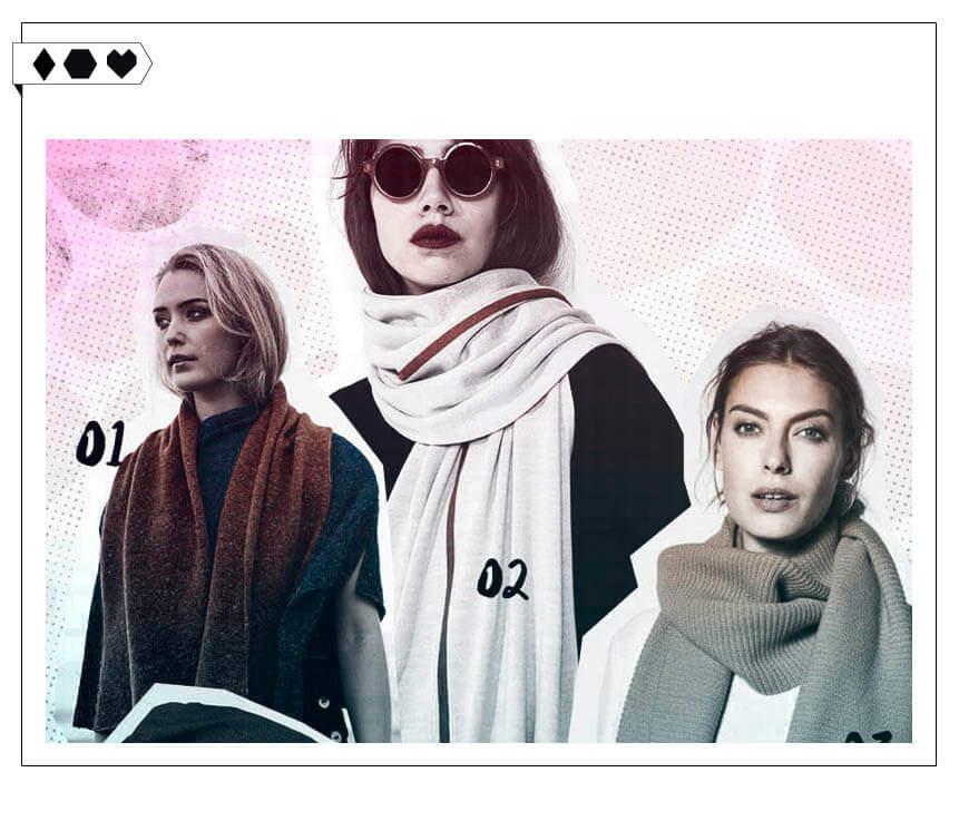 33 kuschelige Fair Fashion Winter Accessoires