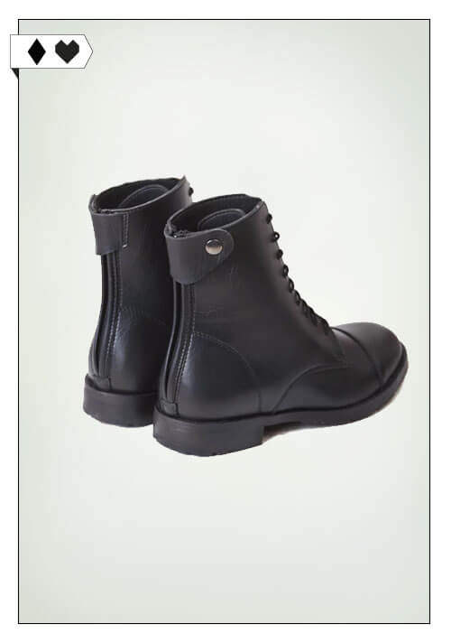 Good Guys / Boots Norider Black