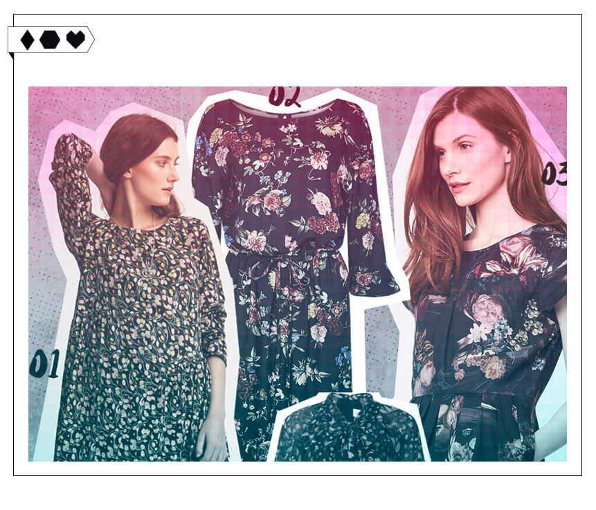 12 Fair Fashion Blumen-Kleider zum Verlieben