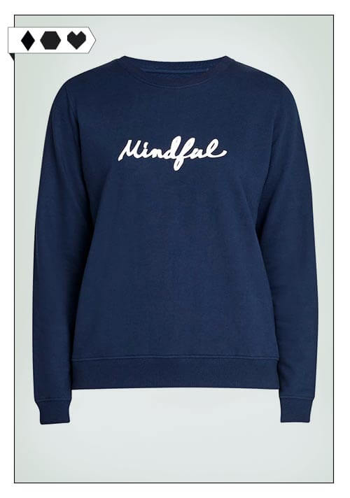 People Tree / Mindful Sweatshirt