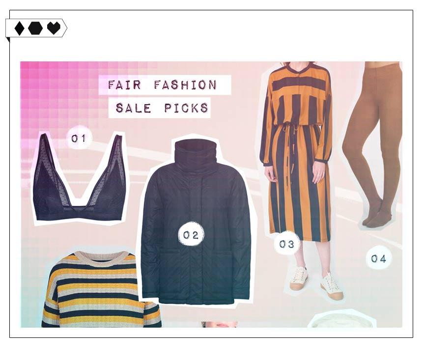 Fair Fashion Sale – nachhaltige Lieblingsteile reduziert