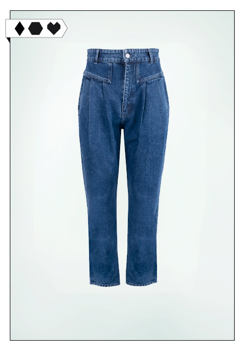 People Tree / Tapered Jeans Federica