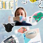 Mund Nasen Masken nachhaltig fair eco bio baumwolle tencel LOVJOI Dzaino Mundschutz selber machen
