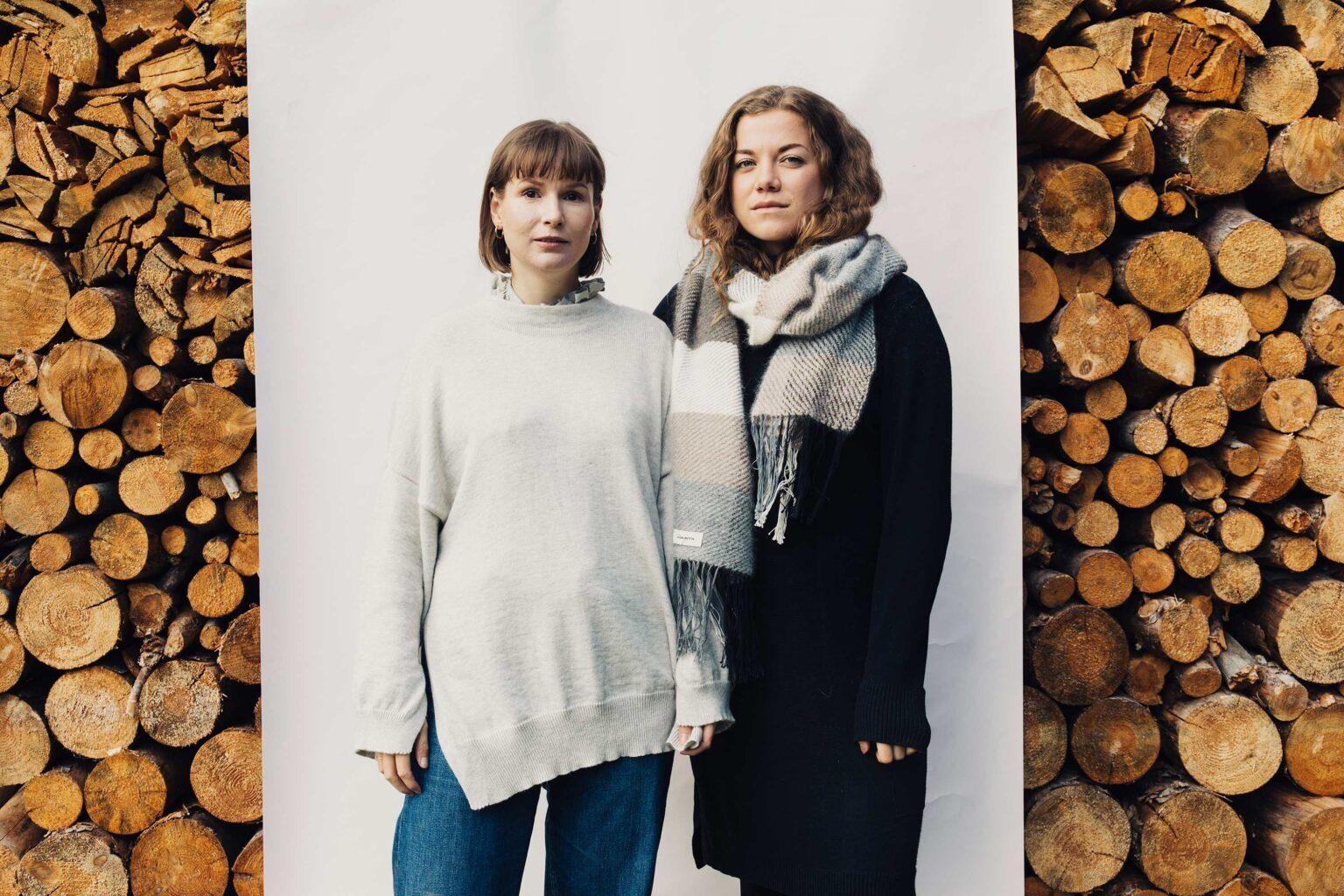 Chiengora Modus Intarsia Start Up Ann Cathrin Schönrock Franziska Uhl Hundewolle Nachhaltige Mode
