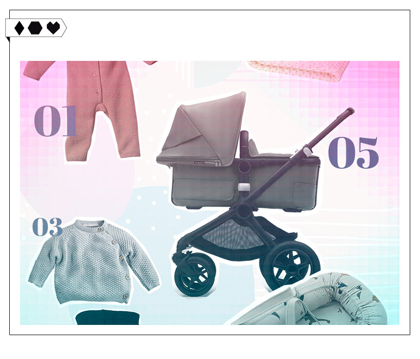 Nachhaltige Erstausstattung für's Baby